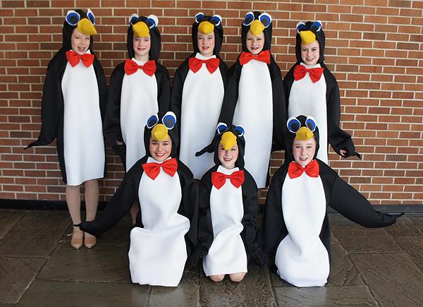 TagsHazel ...  sc 1 st  Penguin Place Post - WordPress.com & penguin costumes | Penguin Place Post