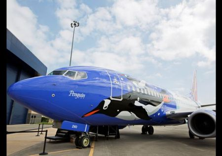 1371753144000-AP-Southwest-Airlines-debuts-Penguin-One-in-celebration-of-25-y-1306201433_4_3_rx383_c540x380