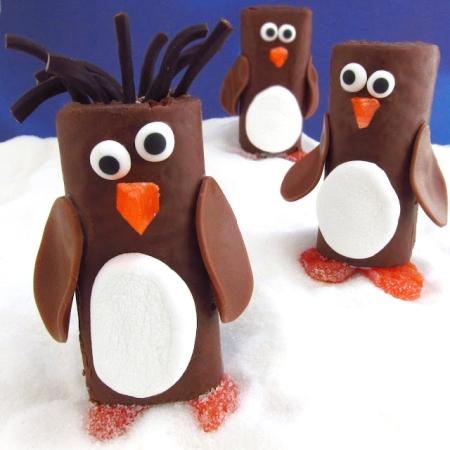 penguinsnackstrio